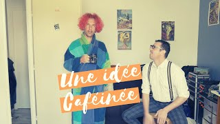 TÉLÉ-MUSIQUE#1- UNE IDÉE CAFÉINÉE