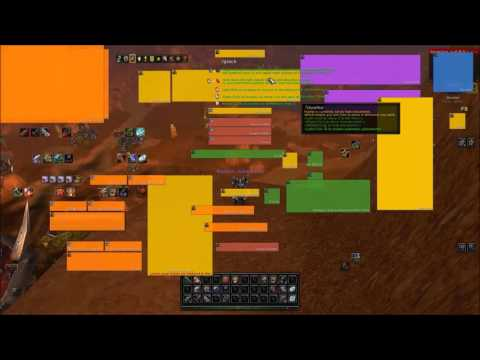 World of Warcraft: Legion  - Goldpaw UI Installation Part 2