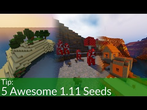 5 Awesome Seeds for Minecraft 1.11