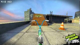 Touch Grind Bmx Walkthrough Skyline (Gold)