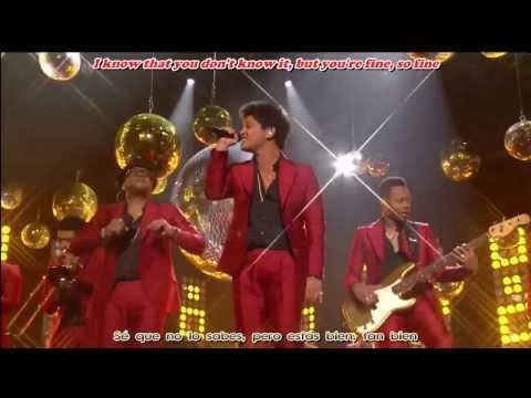 Bruno Mars Treasure Subtitulos Español...