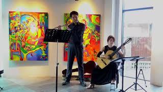 Down by Salley garden(Flute & Guitar)