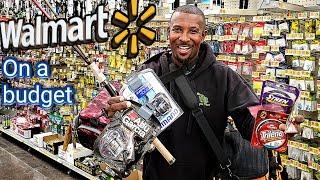 Buying fishing gear fŗom Walmart