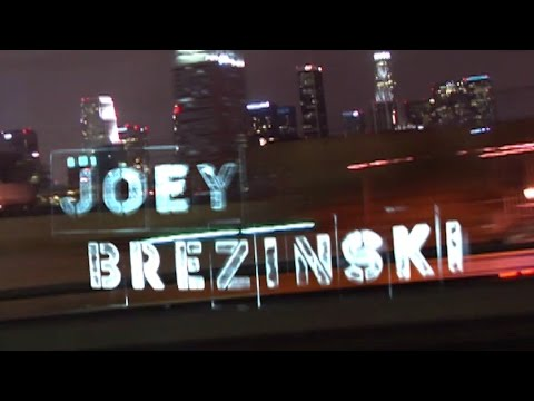Joey Brezinski Right Foot Forward