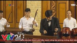 Tin Tức VTV24 – Ngày 28/10/2016: Đàn Bầu Trong Mắt Bạn Bè Quốc Tế