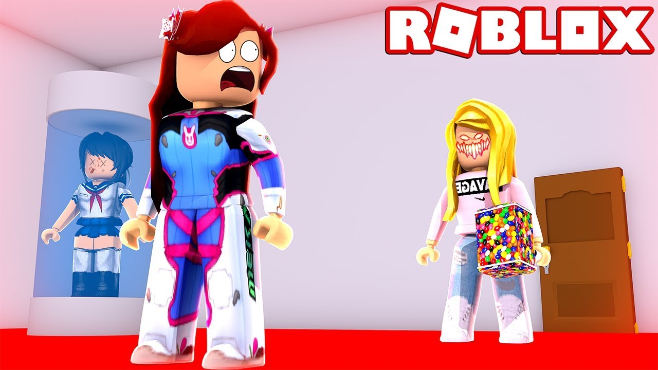 Iamsanna Captures Us All In Flee The Facility Roblox Youtube Can They Save Me Before It S Too Late Roblox Flee The Facility Youtube