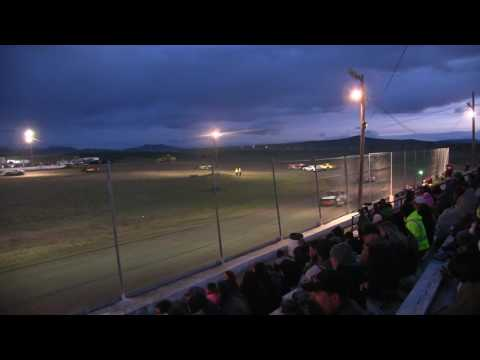 Sportsman main event at Madras speedway 5/13/2017