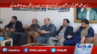 PTI leader Zain Ali Bhatti announced to join PML-Q