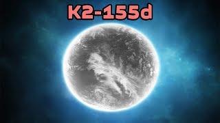 Обнаружен Двойник Земли Суперземля K2 155d