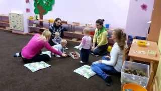 Раннее развитие (1-2 года) в детском центре Теремок Union Одесса