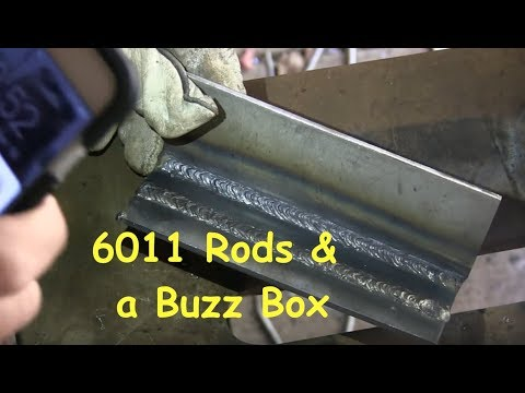 6011 Rods - Pros And Cons