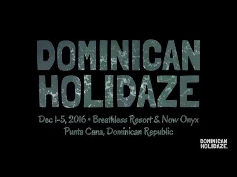 Dominican Holidaze 2016