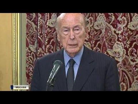 Экс-президент Франции: Крым