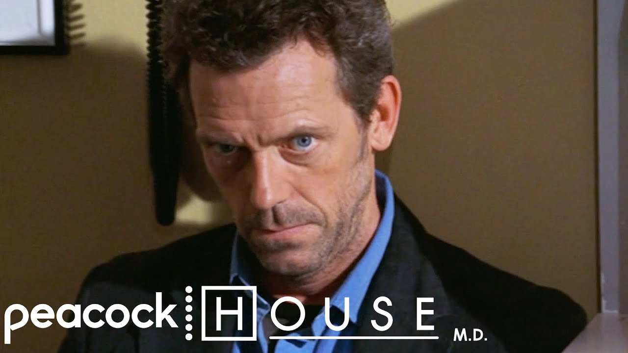 What House Thinks Of Politicians | House M.D.