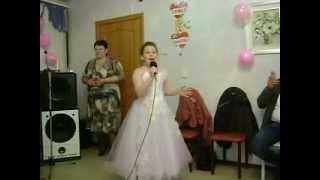 все рыдали, как Таня Крат пела на свадьбе))))))