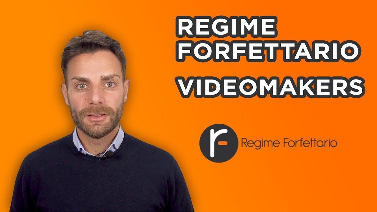 Videomaker: Partita IVA o Prestazione Occasionale? Ecco il Regime Forfettario #Regime