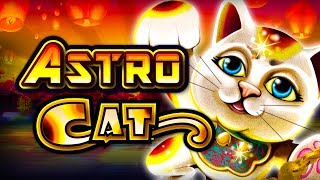 Video Astro Cat Slot - BIG WIN MEGA SPIN - Bonus, YES! download MP3, 3GP, MP4, WEBM, AVI, FLV Juli 2017