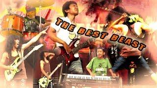 Festival-Rock muharram-Metal Baja Band-JUARA 1
