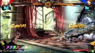 2015/8/27 GGXrdR Mikado stream - Koichi(JC) matches