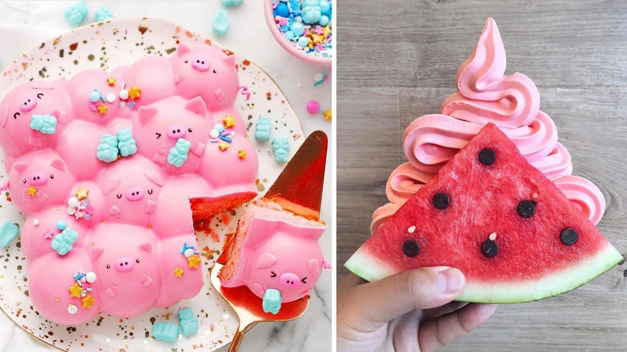 Oddly Satisfying Cake Compilation   So Yummy Cake 2020   Top Yummy Cake Decorating Ideas