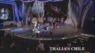 THALIA - MUJER LATINA REMIX (LIVE)