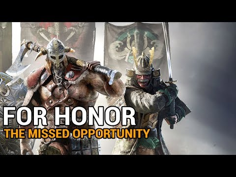 The Missed Opportunity of For Honor