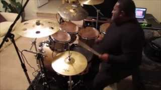 Elroy Drum Cover - Dennis Chambers Planet Earth
