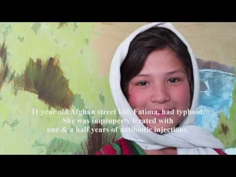#Enough! Afghan Street Kid Fatima needs our care, not our wars!