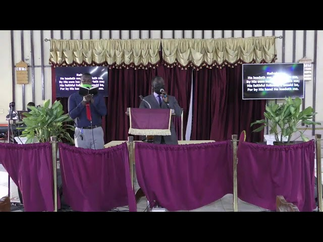 Online Worship - Morning Session|  July 24, 2021