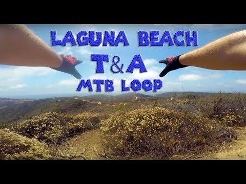 BEST Laguna Beach Mountain Biking Trails | Southern California Trail Guide