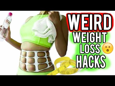 14-weird-weight-loss-hacks-that-actually-work!