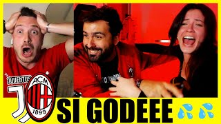 [SI GODEEE 💦💦💦] JUVENTUS - MILAN: 0-3 Live Reaction feat Steve & Martina
