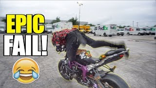 This Can Total Your Motorcycle! - GIVEAWAY - Life Updates