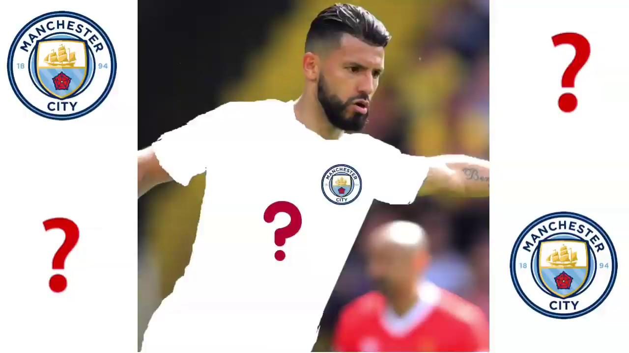 Fotos Da Nova Camisa Do Manchester City