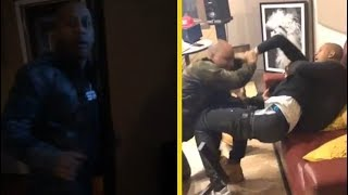 Gillie Da Kid Gets Into It With His Cousin Over The Onesie!