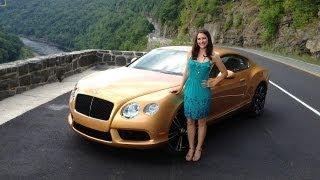 Bentley Continental GTC V8 2012 Videos