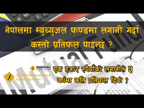 Return on Investing in Mutual Fund in Nepal। Laganikarta |Share Market in Nepal