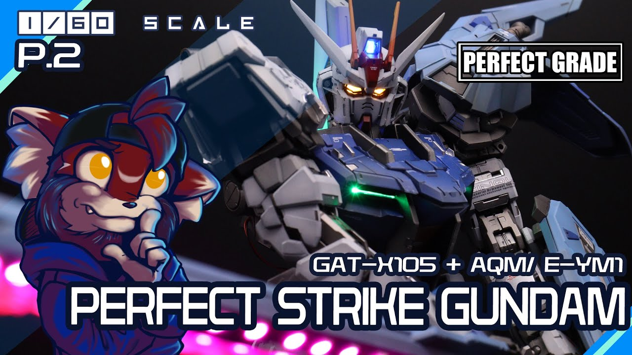 #newtype #Otakubuilder (PART 2)PG PERFECT STRIKE GUNDAM