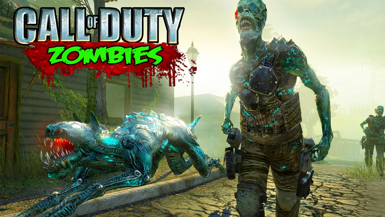 Call Of Duty Zombies Kino Der Toten Future Remake Gameplay World