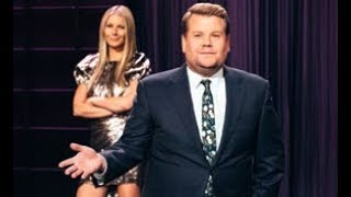 Gwyneth Paltrow Crashes James Corden's Monologue as He Insults Goop