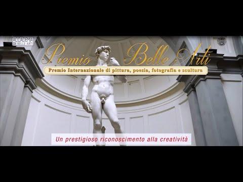 PREMIO BELLE ARTI: GIRO DELLE OPERE VINCITRICI CON SALVO NUGNES E CATERINA GRIFONI