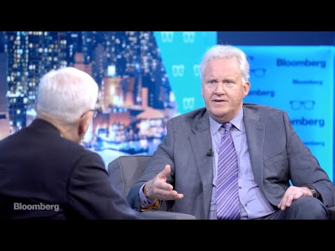 Why Jeffrey Immelt Focused on GE's Core Competencies