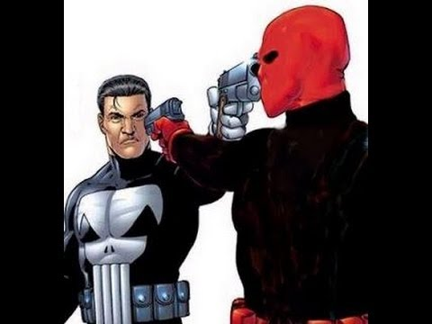 Grudge Match 34: Punisher vs Red Hood