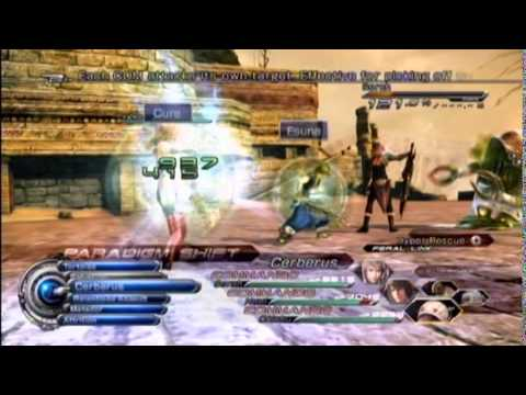 Final Fantasy Xiii 2 Playthrough 145 Oerba 200 Af Caius Paradox