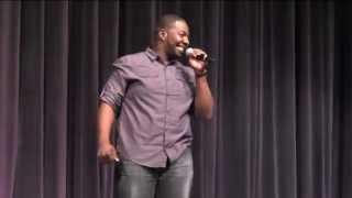 Hilarious Haitian Comedian