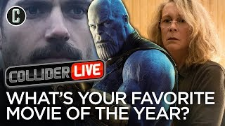 What's Your Favorite Movie of the Year So Far? - Collider Live #46