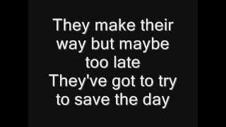 Iron Maiden - Where Eagles Dare Lyrics
