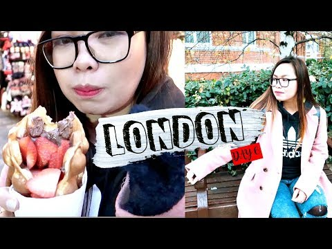 LONDON VLOG: CAMDEN MARKET, HARRY POTTER STORE & YOUTUBE SPACE | SHYNESSLAVZ 🖤