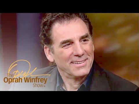 Michael Richards Used This Unusual Method To Help Him Master Kramer | The Oprah Winfrey Show | OWN