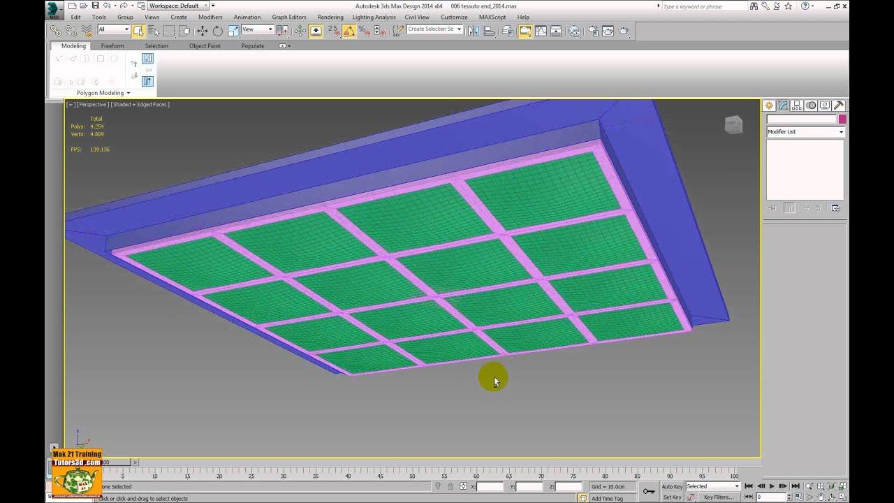 Corso Design D Interni.Video Corso Autodesk 3ds Max 2014 Modellazione Interni Presentazione